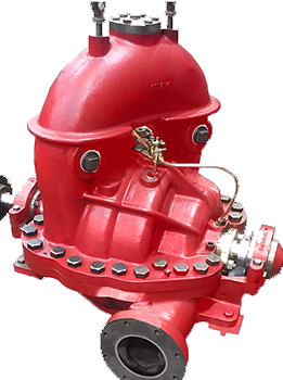 two stage dmd firepump